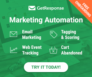 Email Autoresponder That Is Simple - GetResponse