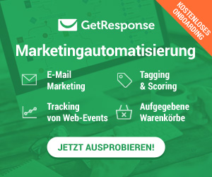 Marketingautomatisierung – Neue E-Commerce-Funktionen