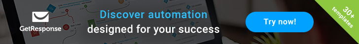 Automation templates for email marketing