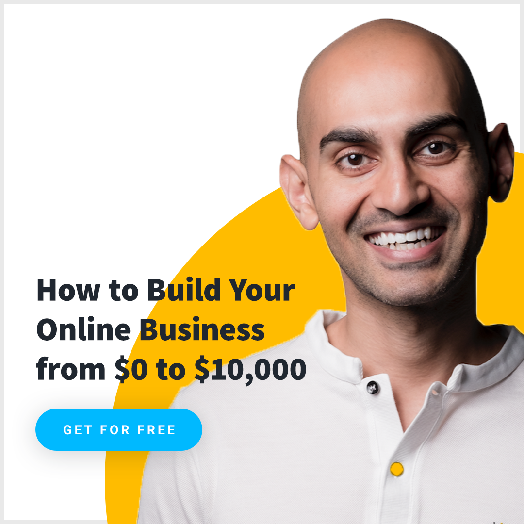 Earn with Neil Patel