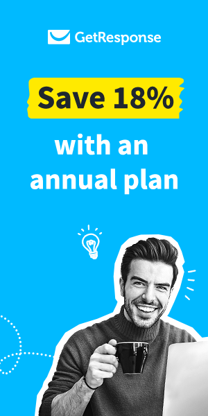 Pricing: Save 18% with an annual plan